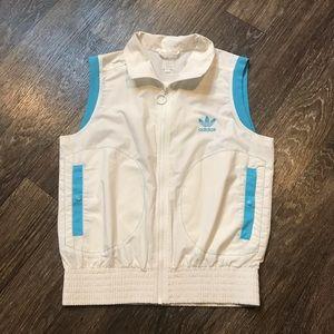 Retro Adidas Vest
